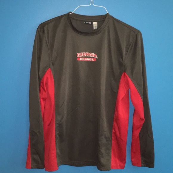 c02baefa3950 Gear Shirts | University Of Georgia Long Sleeved T Shirt | Poshmark